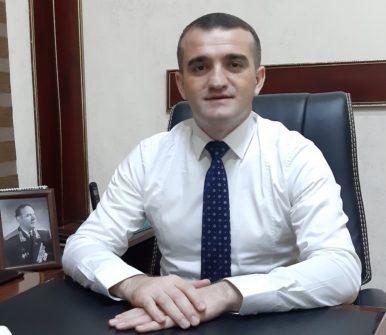 Ahmad Shair Shahidov